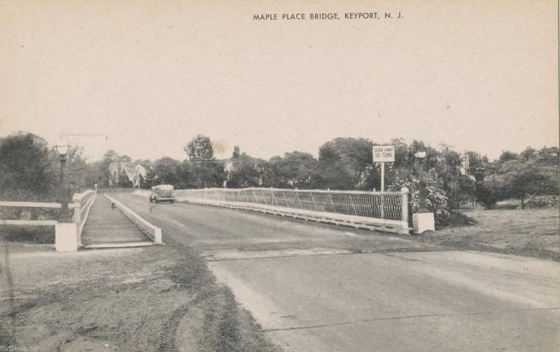 Maple Place Bridge