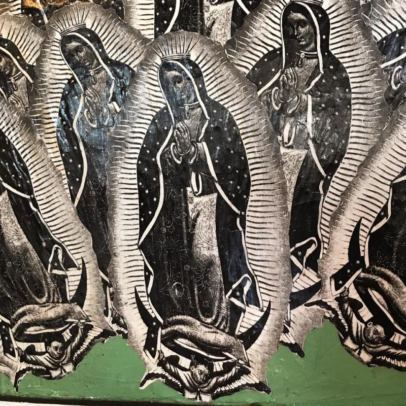 A plethora of virgin marys