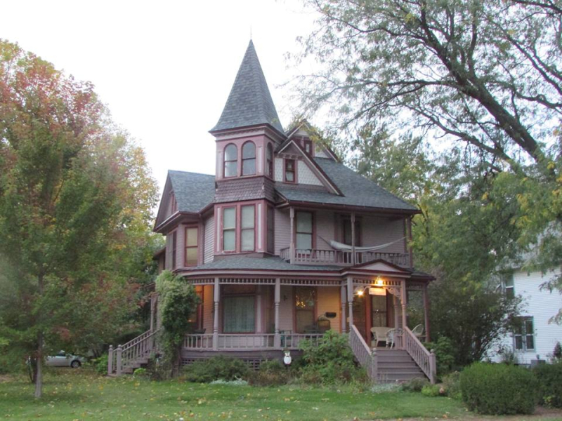 The Seacord House  Galesburg