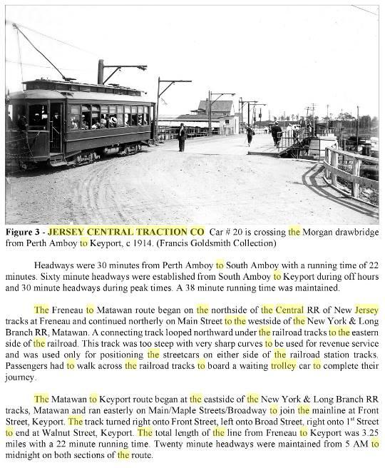 Jersey trolley