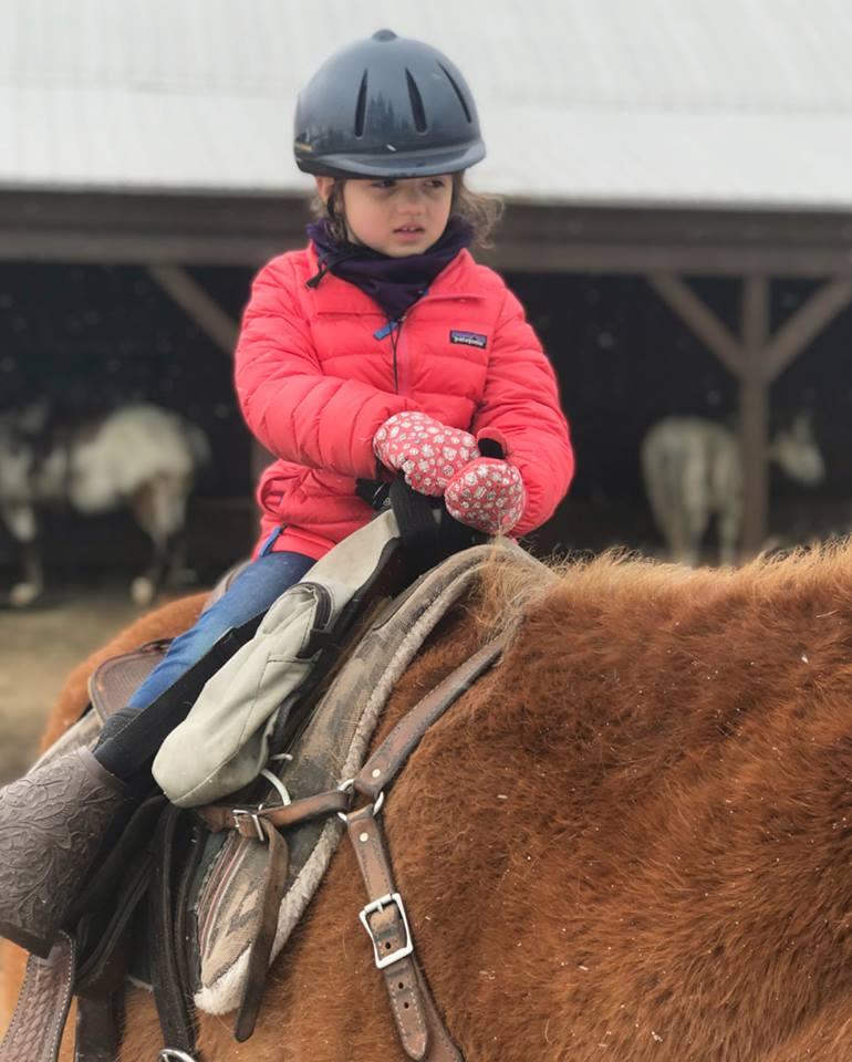 Horse rider 1