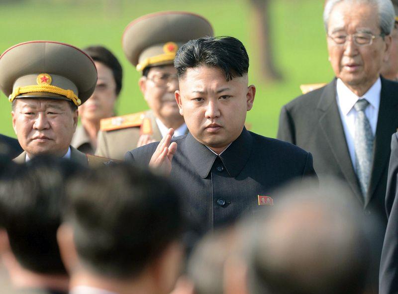 Kim Jong Un, missing