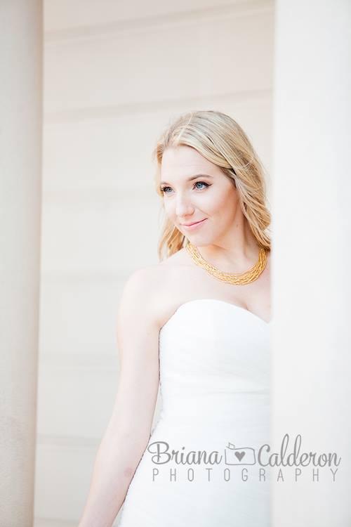 Robin on her wedding day 2