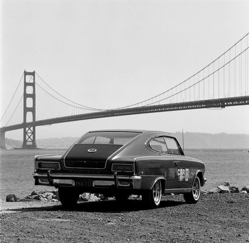 1965 Rambler Marlin Fastback