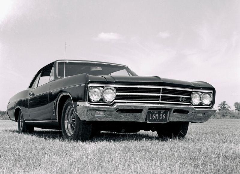 1966 Buick Skylark Gran Sports