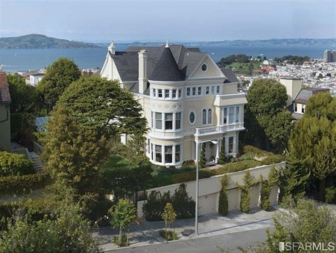 24 million-dollar house in SF