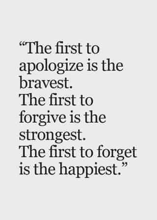 Bravest, strongest, happiest