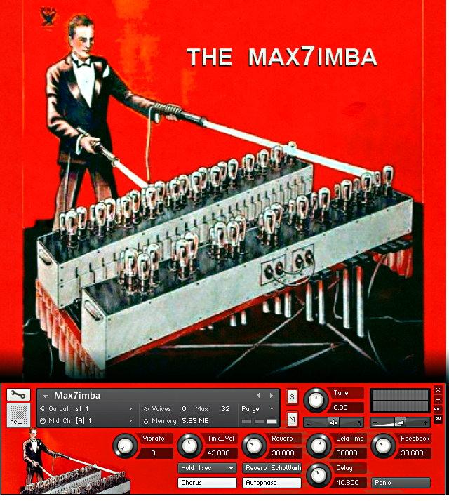 The Max7imba