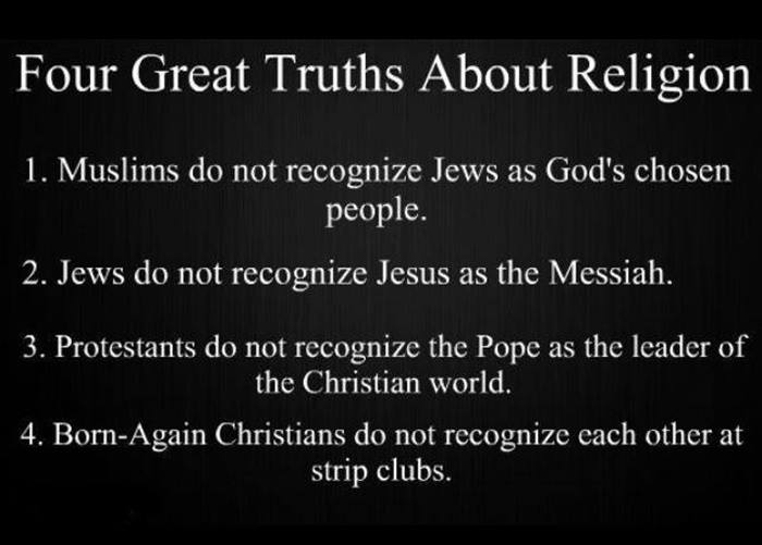 Four Great Truths