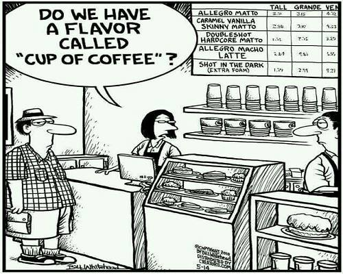 Cup of coffee?