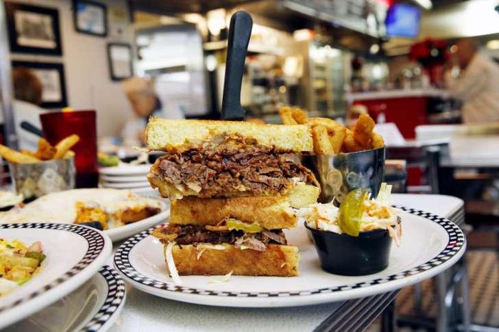 Broad Street Diner, Keyport