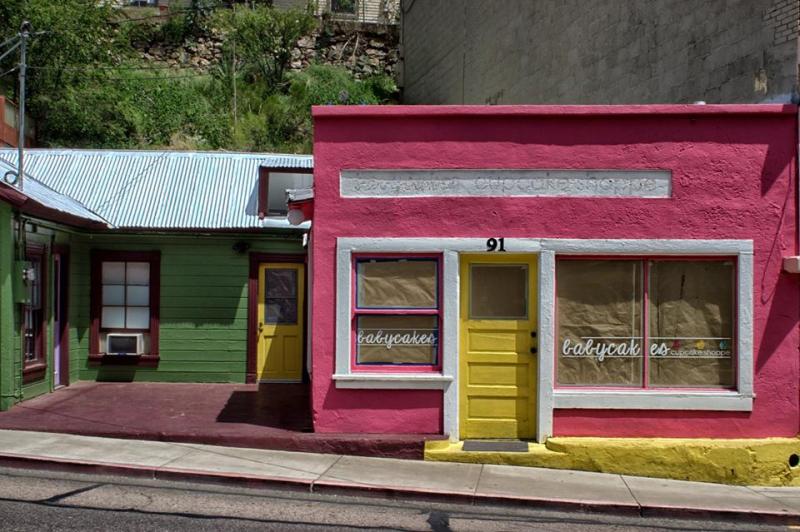 91 Main Street, Bisbee, Arizona