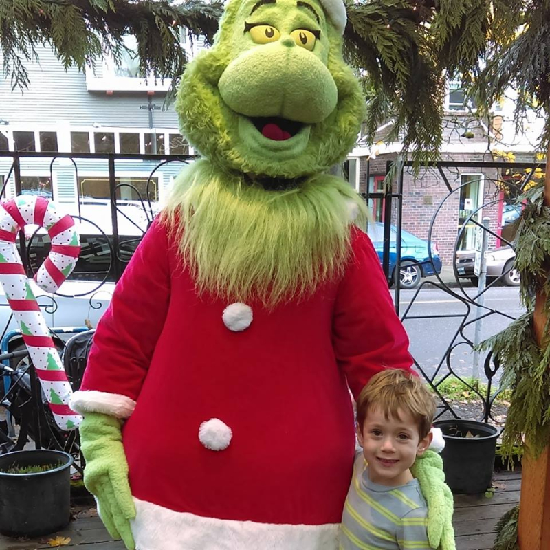 More Grinch
