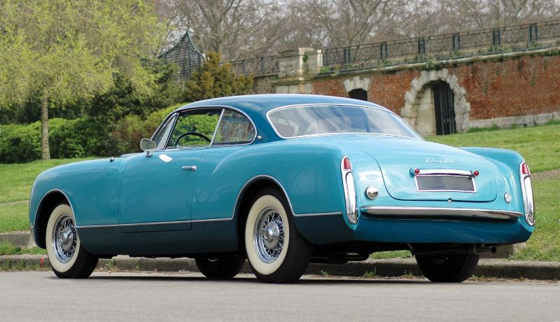 Chrysler Ghia