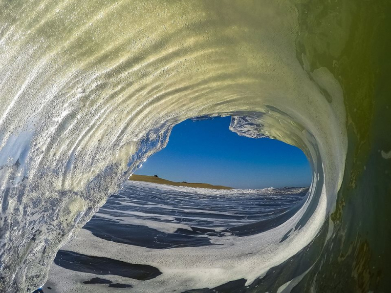 Inside the curl