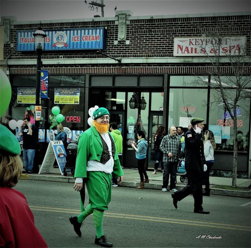 St. Patrick's Day Parade  Keyport