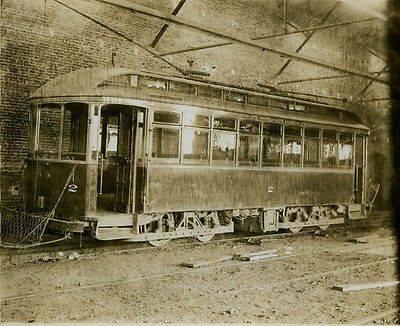 Keyport trolley car #2