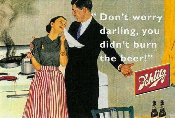 Don't worry darling