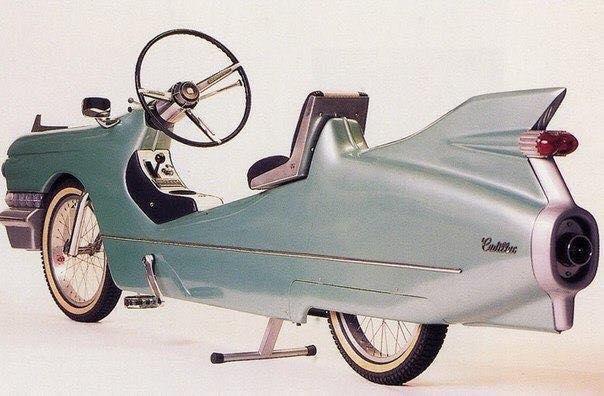 1959 Cadillac bicycle