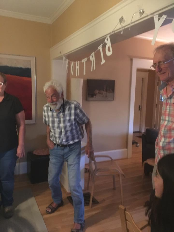Older gentlemen