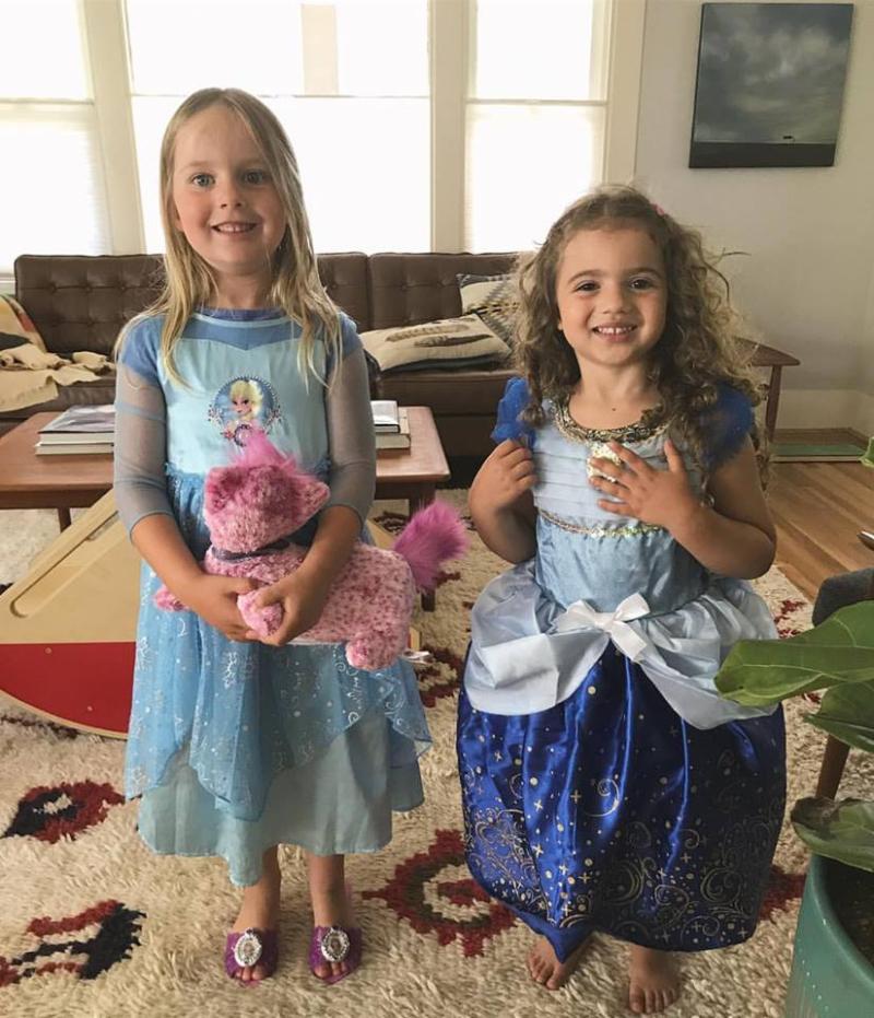 Portland princesses