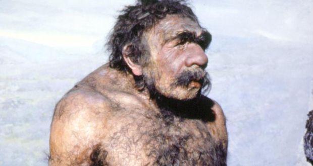 Old Neanderthal
