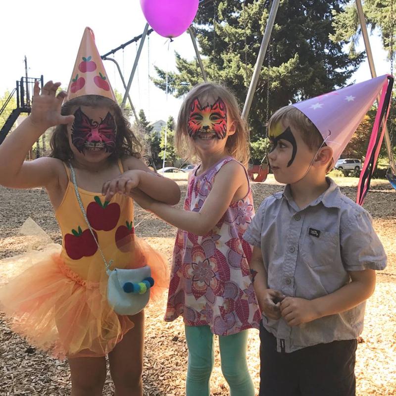 Ramona's party 4