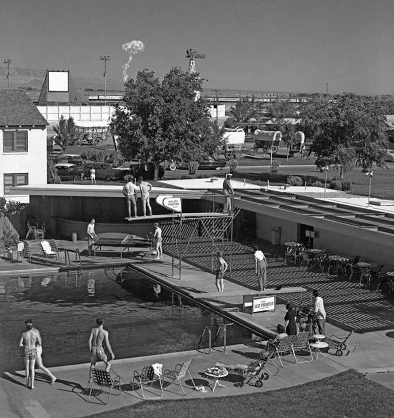 Las Vegas  1953