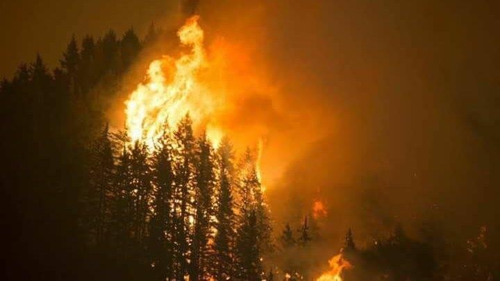 Level 3 evacuations in East Corbett
