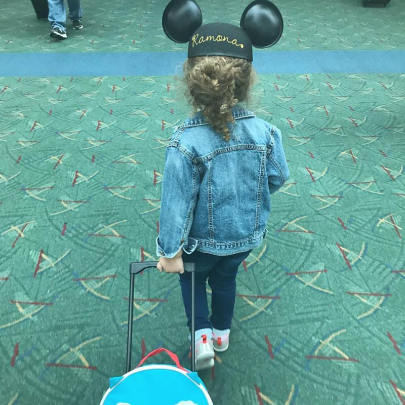 Guess what Mouseketeer is back in Portland