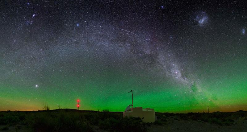 Pierre Auger Observatory in Argentina