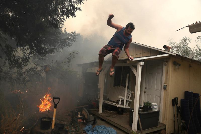 North Bay fire 4