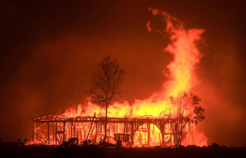 North Bay fire 11