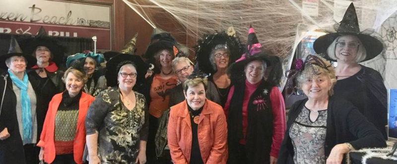 Witches brunch 2017