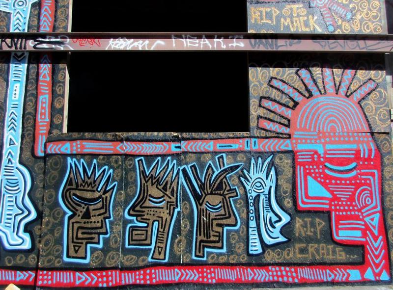 Some more street art  San Francisco