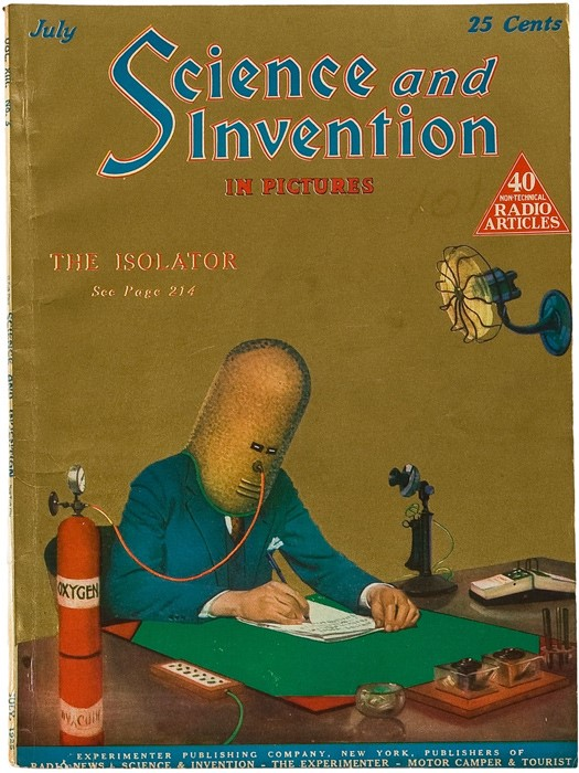 The isolator 1