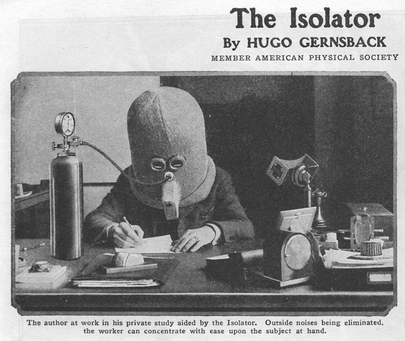 The isolator 2