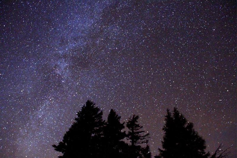Oregon night sky