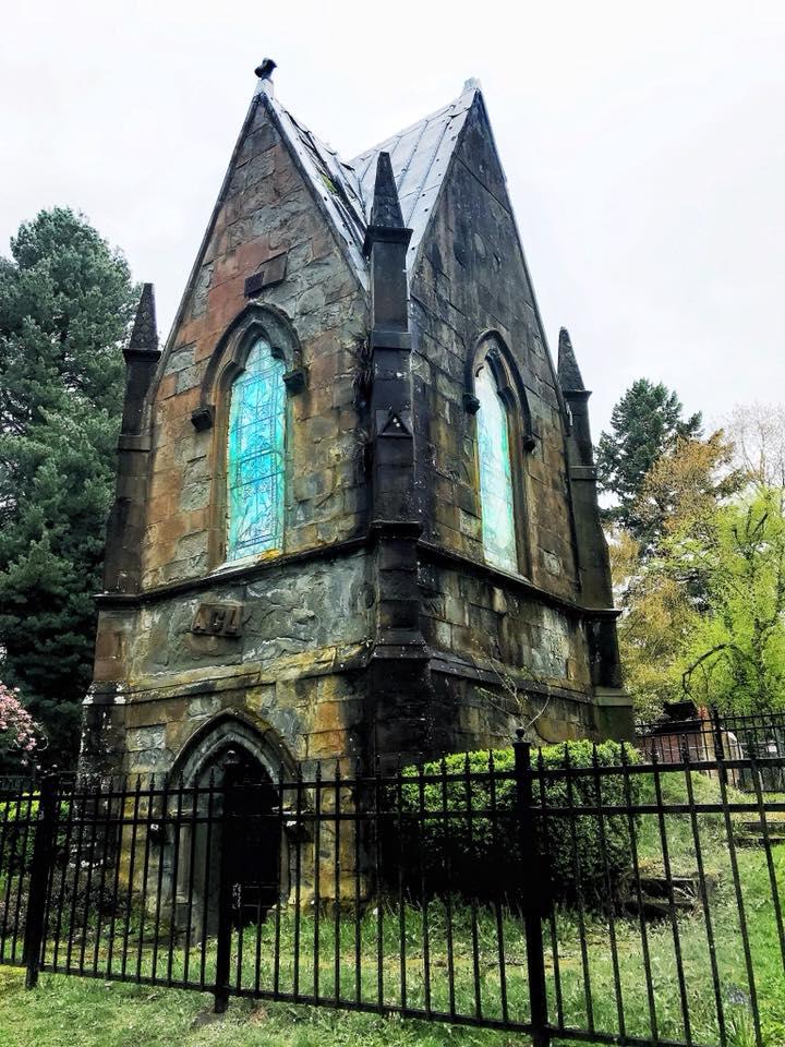 Lone Fir Cemetery  Portland