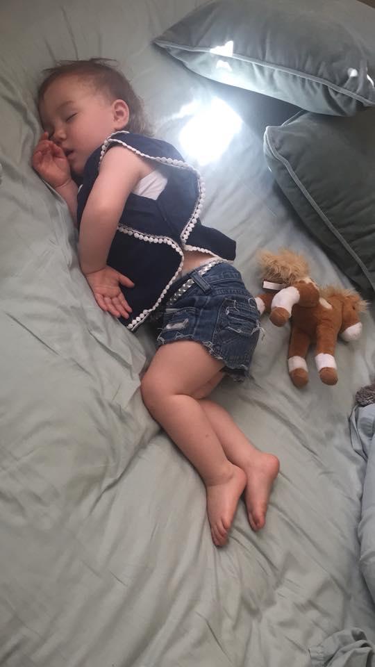 Three-hour nap