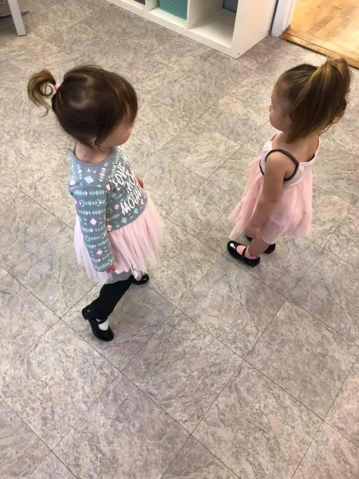 Tap dancing 1